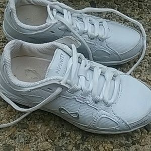 Youth Nfinity cheer shoes